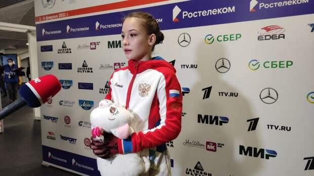 Тарасова наехала на судей из-за ошибки на турнире юниоров