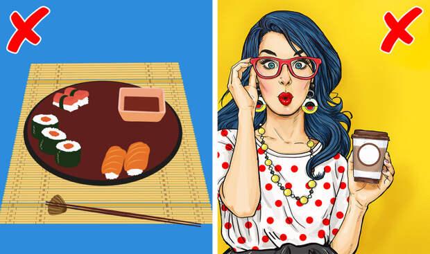 8 правил питания в жару, которые мы нарушаем чуть ли не каждый день