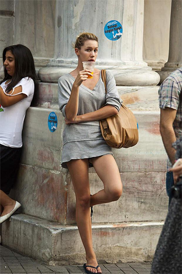 Красивые девушки на улицах Стамбула: sergeyk2006 — LiveJournal