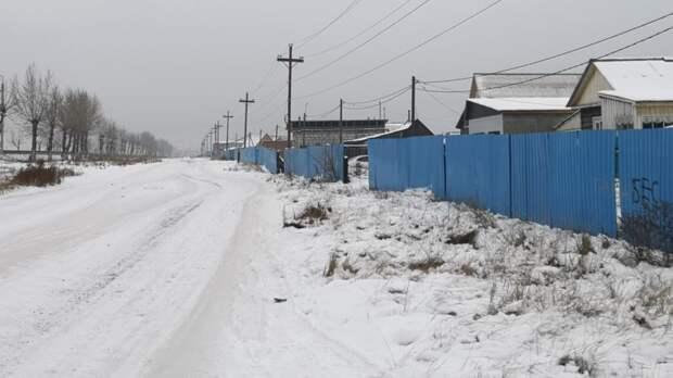 Жители Улан-Удэ, закрытые от Путина забором, устроили народный сход