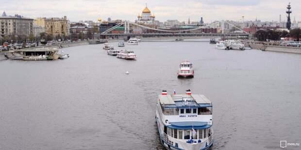 Речные трамваи отправятся с причала «Захарково» 1 мая