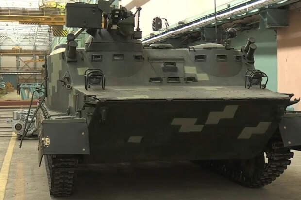 Еще послужит: знаменитый советский БТР-50 модернизируют на Украине