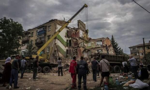 Российский паспорт рушит чудовищные планы Киева в отношении Донбасса
