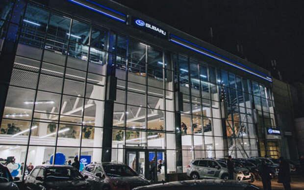 Subaru стал доступнее. В Саратове