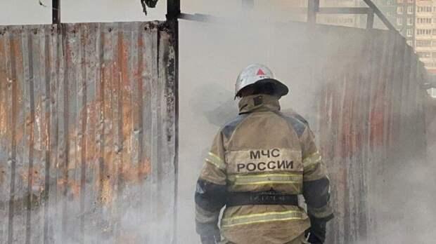 Стена обвалилась в здании начальной школы в Приморье
