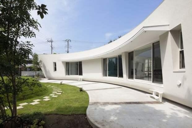Green Screen House – суперсовременная зеленая веранда