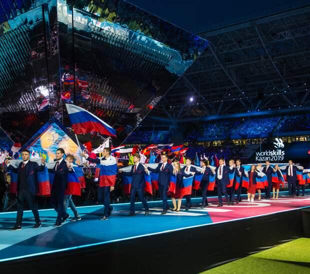 КАМАЗ участвует в чемпионате WorldSkills