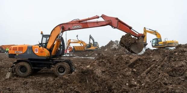 Земельный участок на 2-й Подрезковской предоставят под индивидуальное строительство
