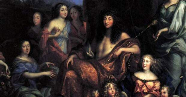 Король-солнце, разоривший Францию