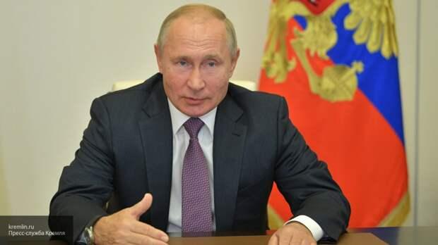 В Кремле рассказали о планах Владимира Путина на день рождения
