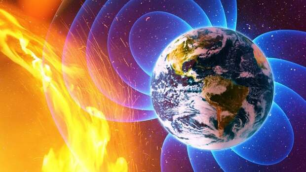 Обнаружена «запись» о последней смене магнитных полюсов Земли
