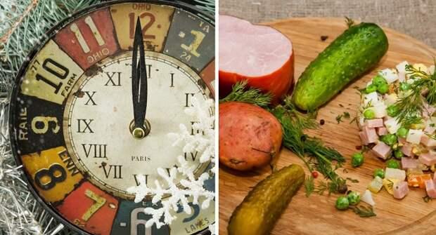 Подборка новогодних блюд без майонеза
