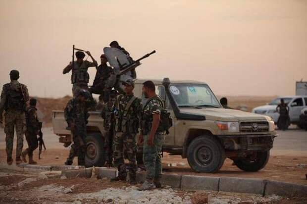 В Сирии вооруженная оппозиция активизировала военные действия против правительственных сил