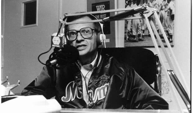 В США скончался телеведущий и журналист Ларри Кинг