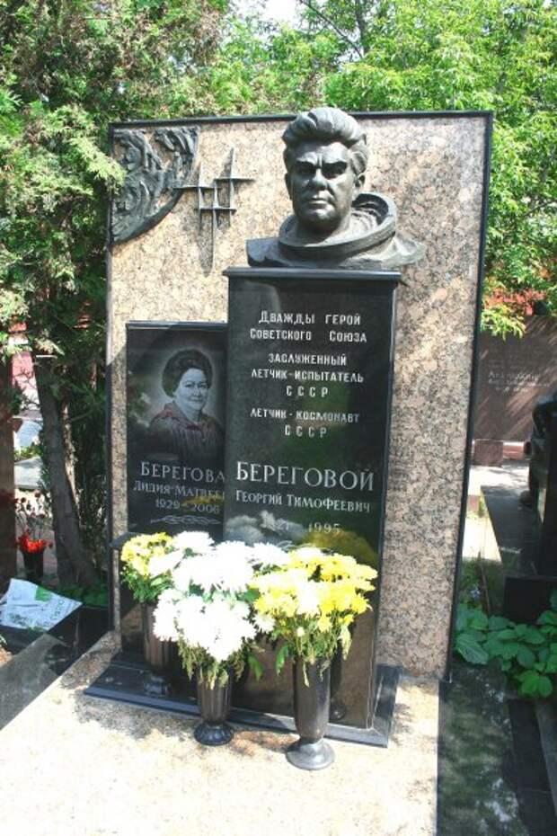 Георгий Береговой: «Я - летчик. Человек профессии»