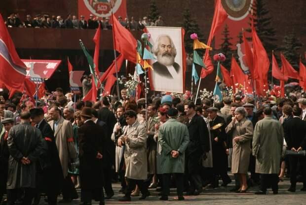 Карл Маркс: сжечь Одессу... разрушить Севастополь...