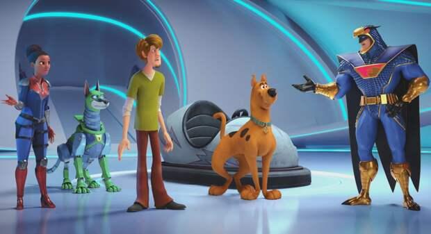 «Скуби-ду»: Собачья жизнь супергероев