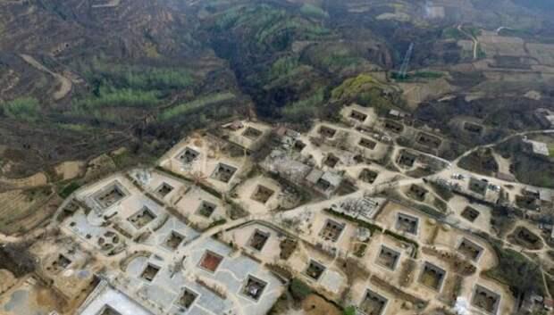 «Дети подземелья» из Китая, или Как сэкономить на стенах