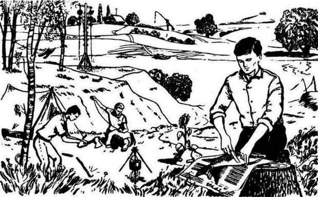 Шесть задачек Советского Союза, проверяющих внимание и логику