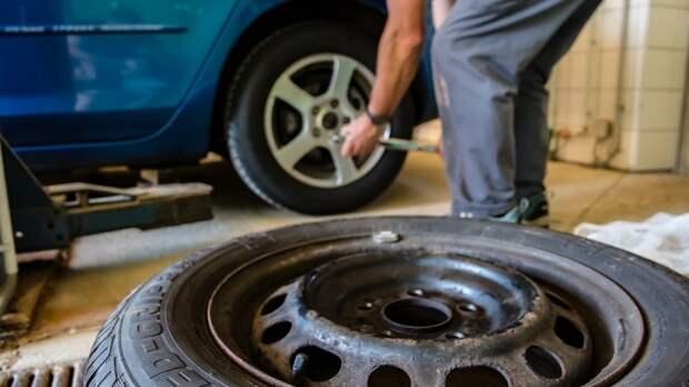 Названы главные правила правильной эксплуатации автомобильной резины