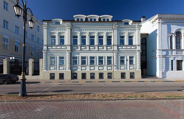 Что за особняк продают в Нижнем Новгороде за 298 млн рублей