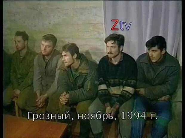 26 ноября 1994 года. Первый штурм Грозного