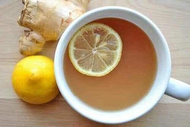 Чай с имбирем и его преимущества
