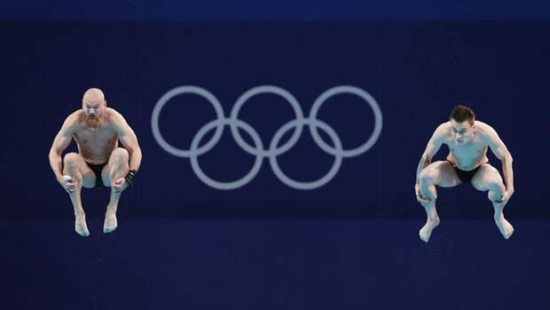 Шлейхер сорвал последнюю попытку всинхронных прыжках стрехметрового трамплина наОлимпиаде-2020