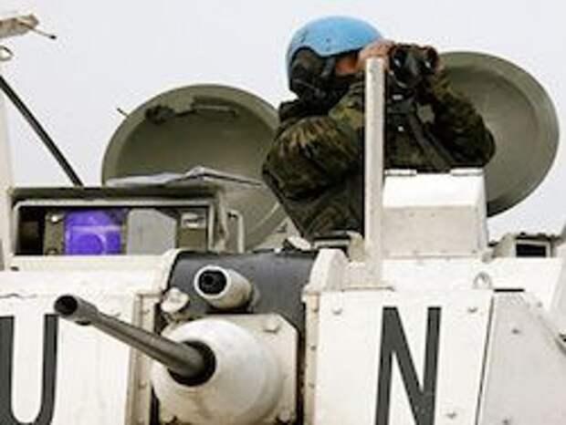 Новость на Newsland: Украинские СМИ анонсировали ввод миротворцев ООН
