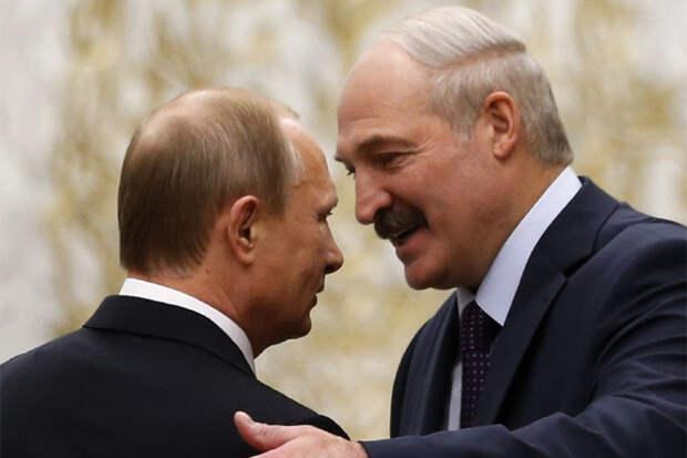 Путин сказал, когда РФ и Беларусь создадут общий рынок газа