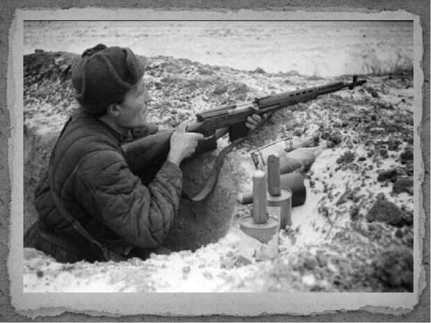 Где солдата не спасет лопата, выручит граната