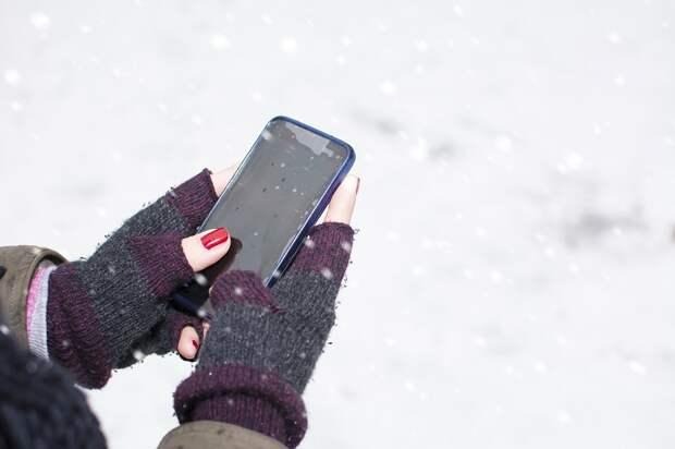 Что делать, если ваш смартфон замерзает и отключается на холоде