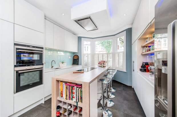 Креативные кухни (подборка)