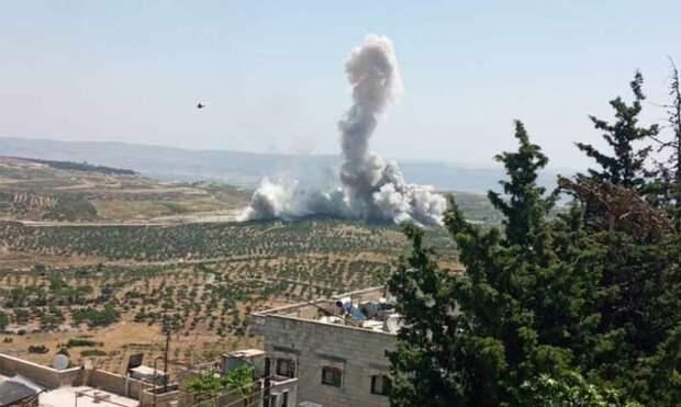 Avia.pro: Турция атаковала части сирийской армии в Алеппо