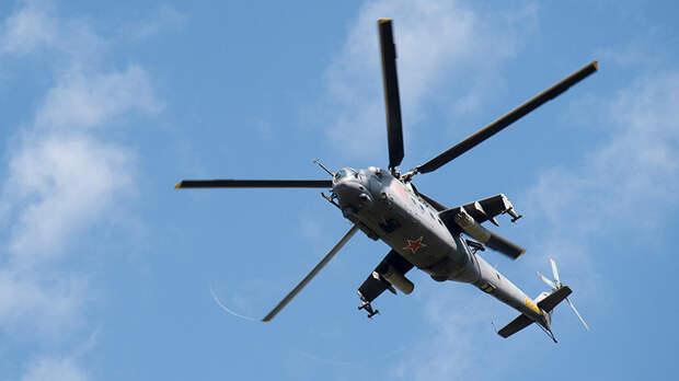 В Забайкальском крае прошли учебные полёты пилотов ВВО
