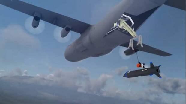 «Гремлины»: новая концепция воздушной войны США