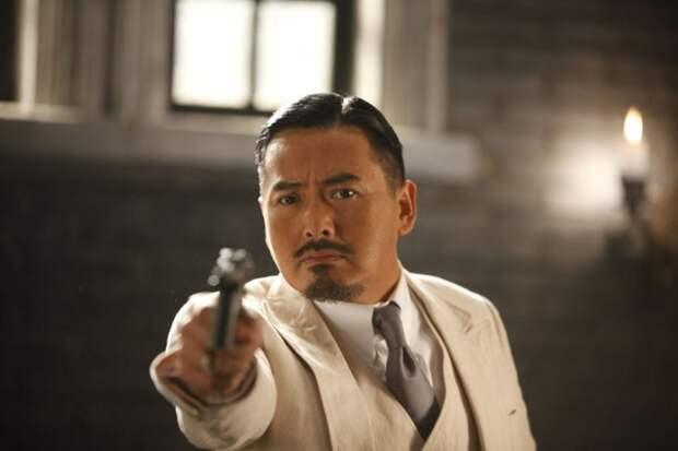 6. Chow Yun-Fat (810 убийств) актер, актеры, знаменитости, кино, подборка, убийства, фильм