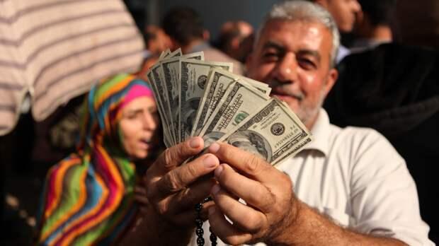 Катар возобновил финансовую помощь палестинским семьям в Газе