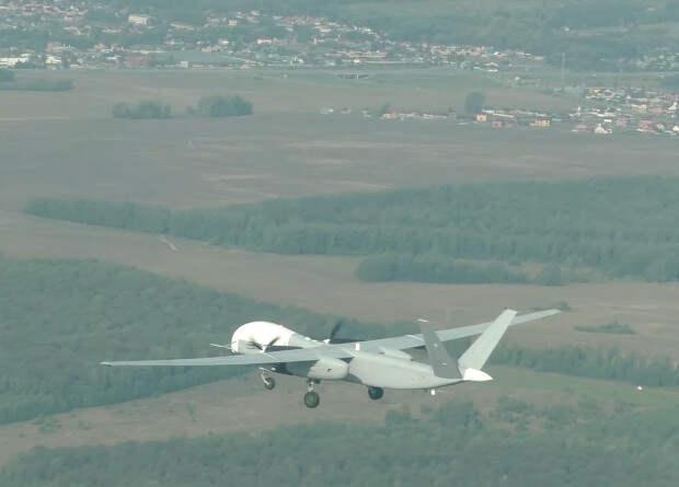 Ударный беспилотник «Альтиус» научится автономному полету