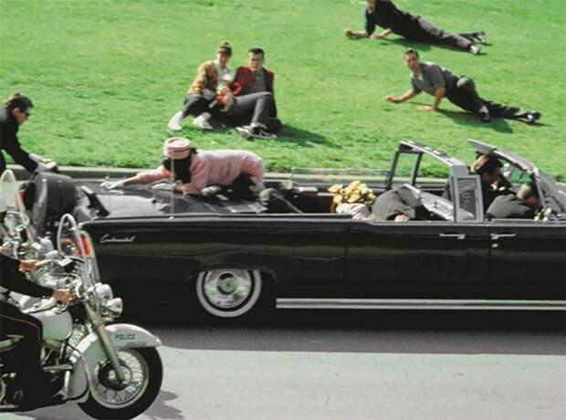 Злой рок клана Кеннеди