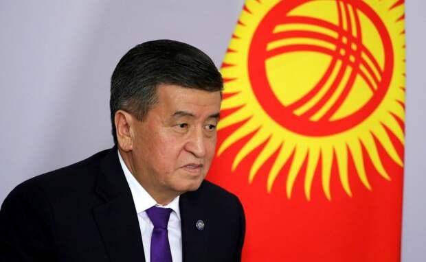 Досрочные выборы президента Киргизии