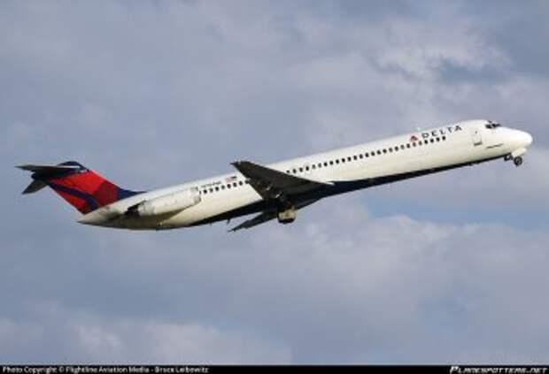 McDonnell Douglas DC-9-51 Delta Air Lines n784nc BHM