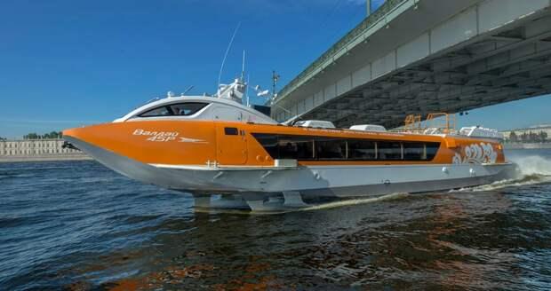 Новые российские суда на подводных крыльях пойдут на экспорт! Но я этой новости не рад