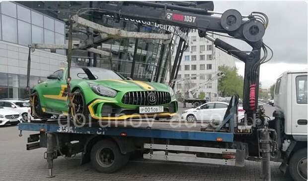 Заглохла или сломалась машина на дороге. Какой порядок действий?