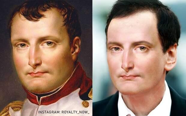 Наполеон Бонапарт, знаменитый полководец и император Франции.