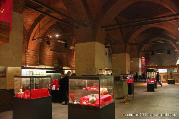 Музей анатолийских цивилизаций в Анкаре