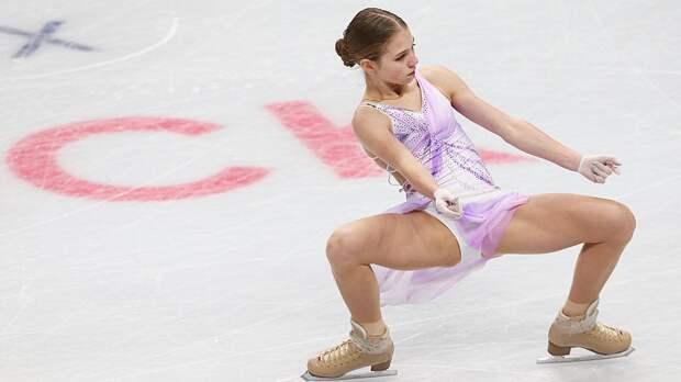 Трусова заявлена в качестве запасной сборной России на командном чемпионате мира