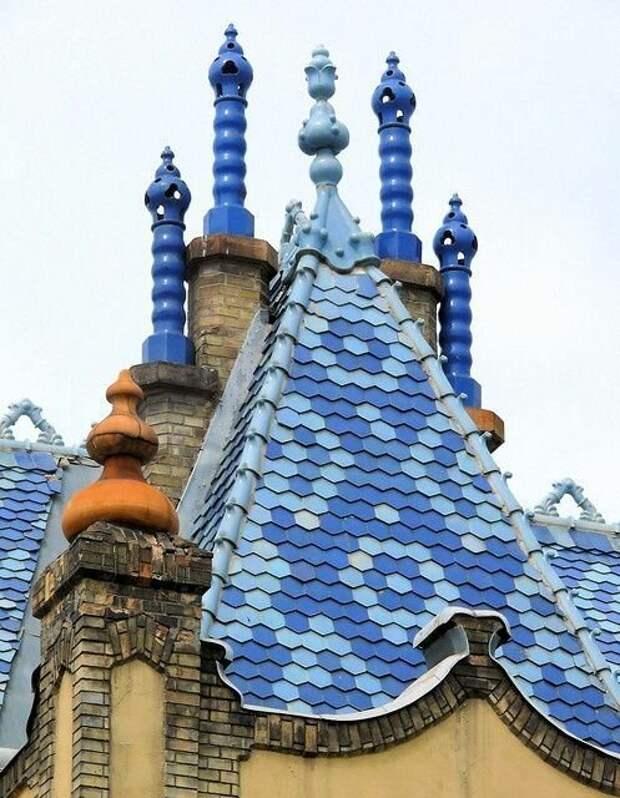И еще Будапешт. Материалы, Фабрика идей, интересное, красиво, крыши, необычное, стройка