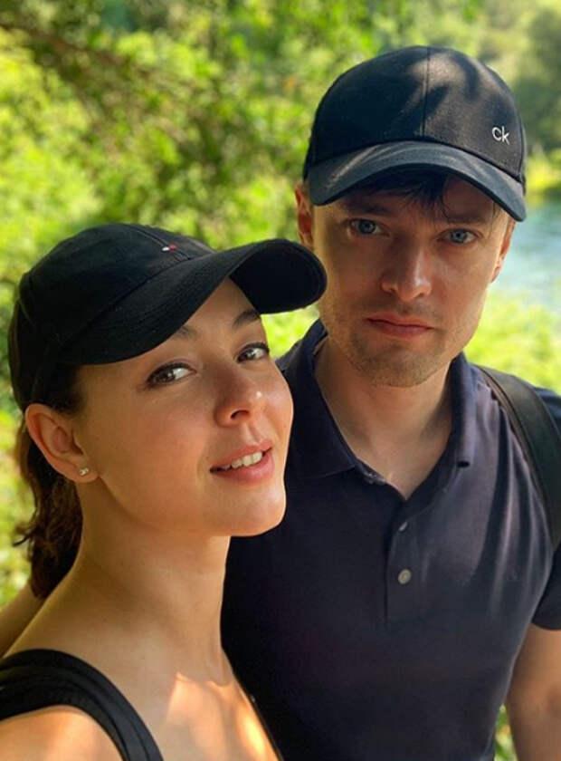 Марина Кравец впервые показала дочь