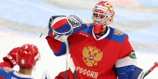 Россия победила Белоруссию, забросив 6 шайб за период